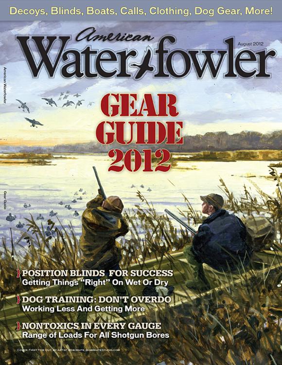 August 2012 Gear Guide