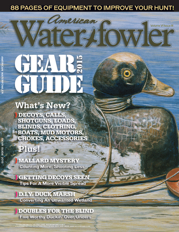 August/September 2015 Gear Guide